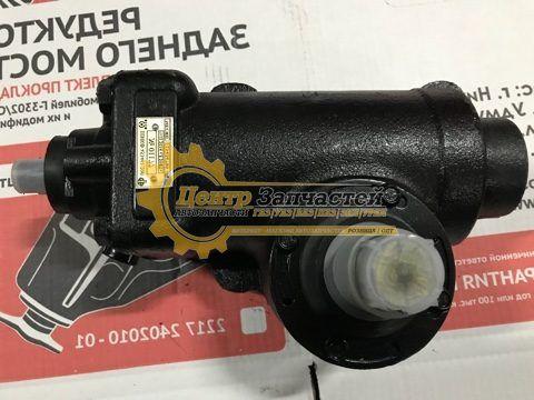 Механизм рулевой ГУР соболь ГАЗ 2217 ШНКФ453461.123