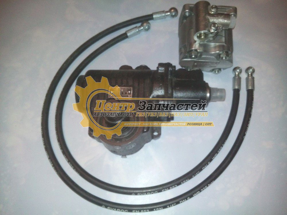 Установочный комплект  гидроусилителя  руля ГУР ГАЗ 3309 ШНКФ.453467.015