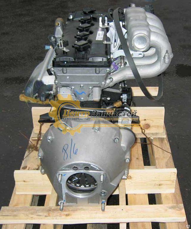 Двигатель ЗМЗ 405 2.5 16v евро-3. Евро-4 Соболь, Газель Артикул 40524.1000400.