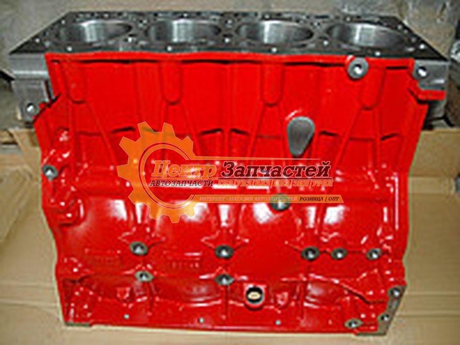 Блок цилиндров двигатель Cummins ISF 3.8 для автомобилей ГАЗ Валдай,ПАЗ  Камминз. Артикул 5256400/5289698/5289696/5306413.