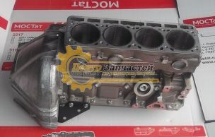 Блок цилиндров двигатель EvoTech 2.7 ГАЗ-A21R23 для Двигателя Evotech 2.7евро 4.Артикул А274.1000402-20.
