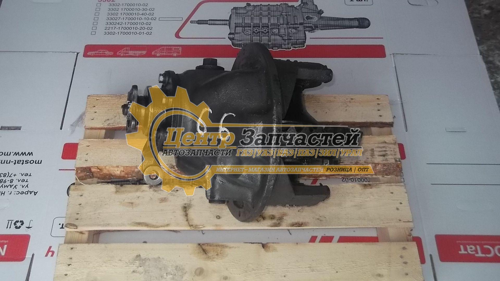 Редуктор  ГАЗ 33104,33106 Валдай  41х12 зуб . Артикул 33104-2402010-01.