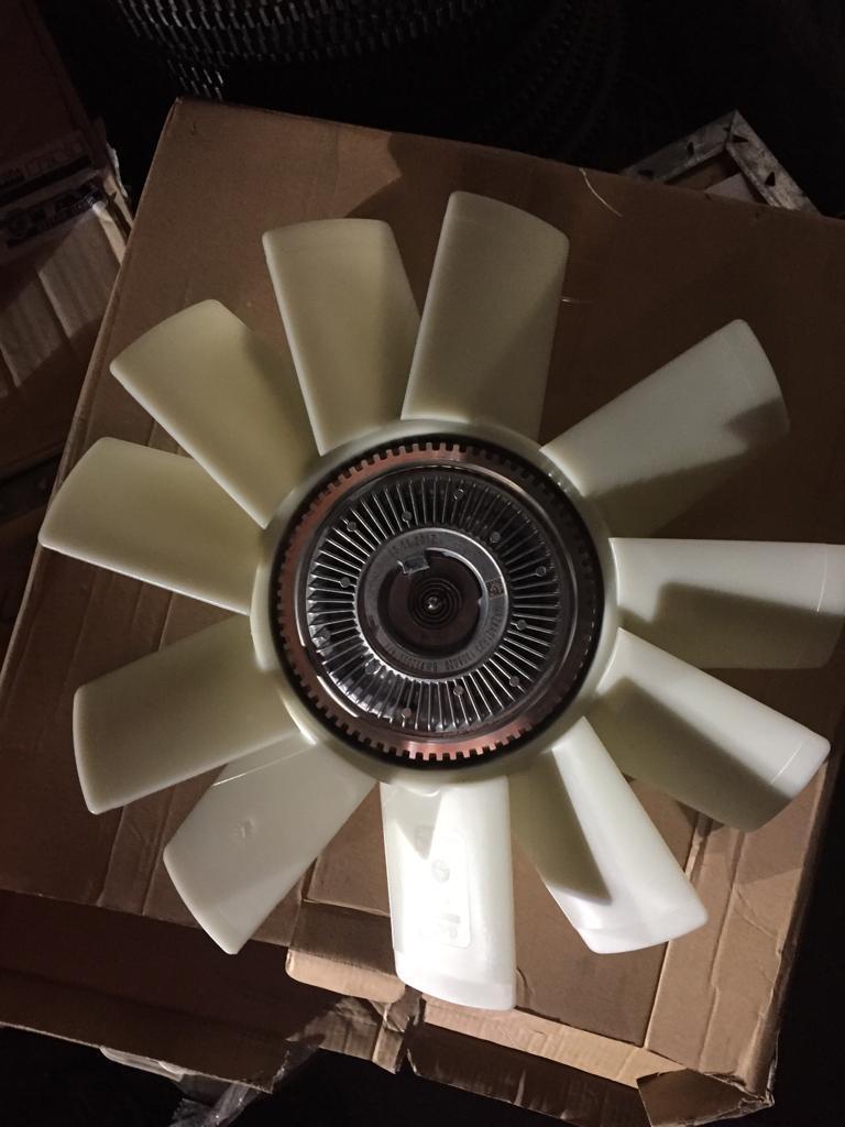 Вентилятор ГАЗель Next с вязкостной муфтой в сборе дв.УМЗ-А274 EvoTech 2.7 А21R23.1308020