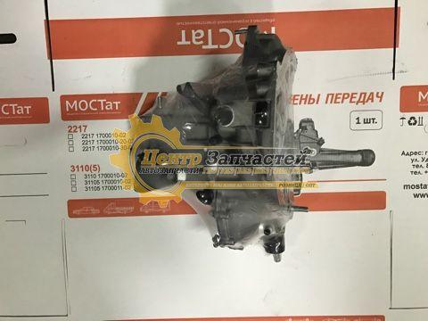 Коробка передач ВАЗ-21083(стартер 2 шпильки)Артикул 2115-1700012-01.