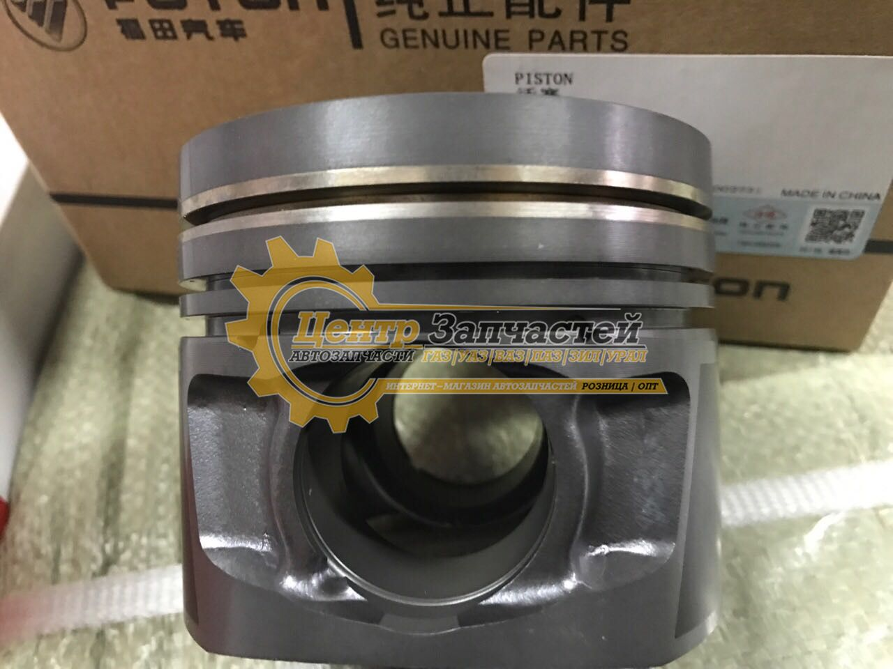 Поршень двигателя Cummins ISF 2.8 для а\м Газель Бизнес и Газель Некст. 4995266