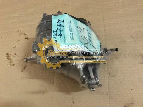 Раздаточный агрегат на Ниву шевроле нового образца с одним рычагом 2123-1800020-02.
