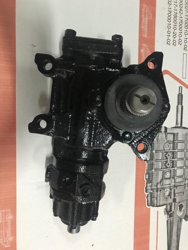 Механизм рулевой ПАЗ-3205 БАГУ № 64229-3400010-60(Реставрация гарантия 6 мес.)