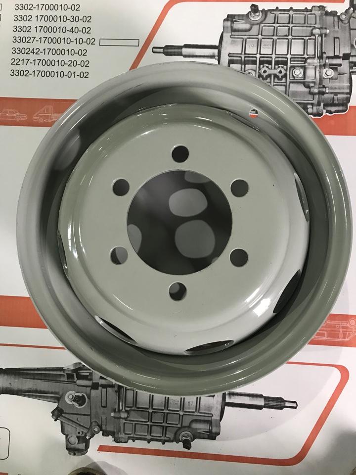 Диск колесный ГАЗ-3302,Next  3302-3101015-05