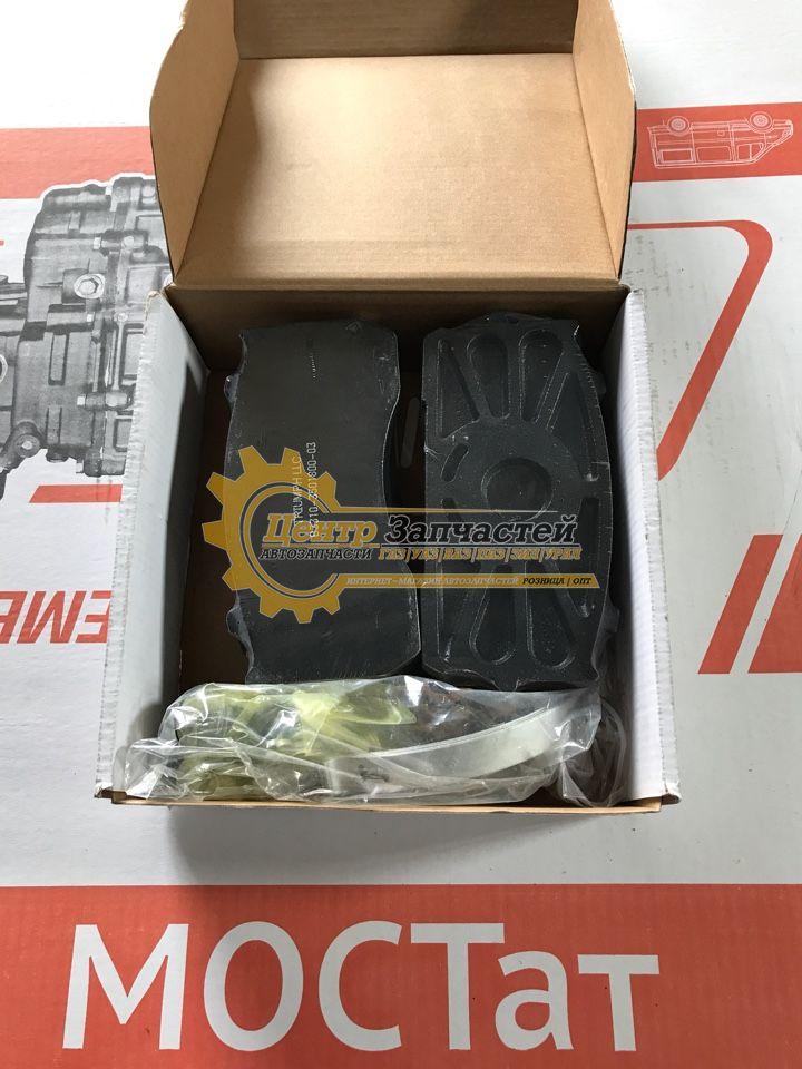 Колодки тормозные передние Газель Некст. Next(21230-3501171)