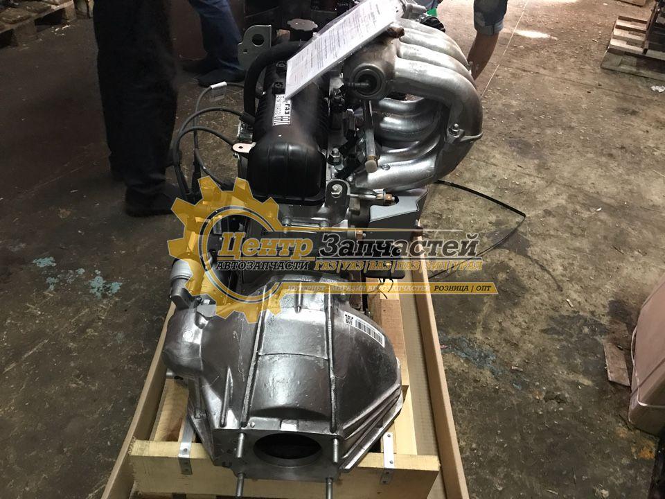 Двигатель УМЗ-4216-41евро-3(3ремня) для ГАЗ Газель Бизнес и Соболь Бизнес. Мощность 106,8 л.с. Артикул 4216.1000402-41.
