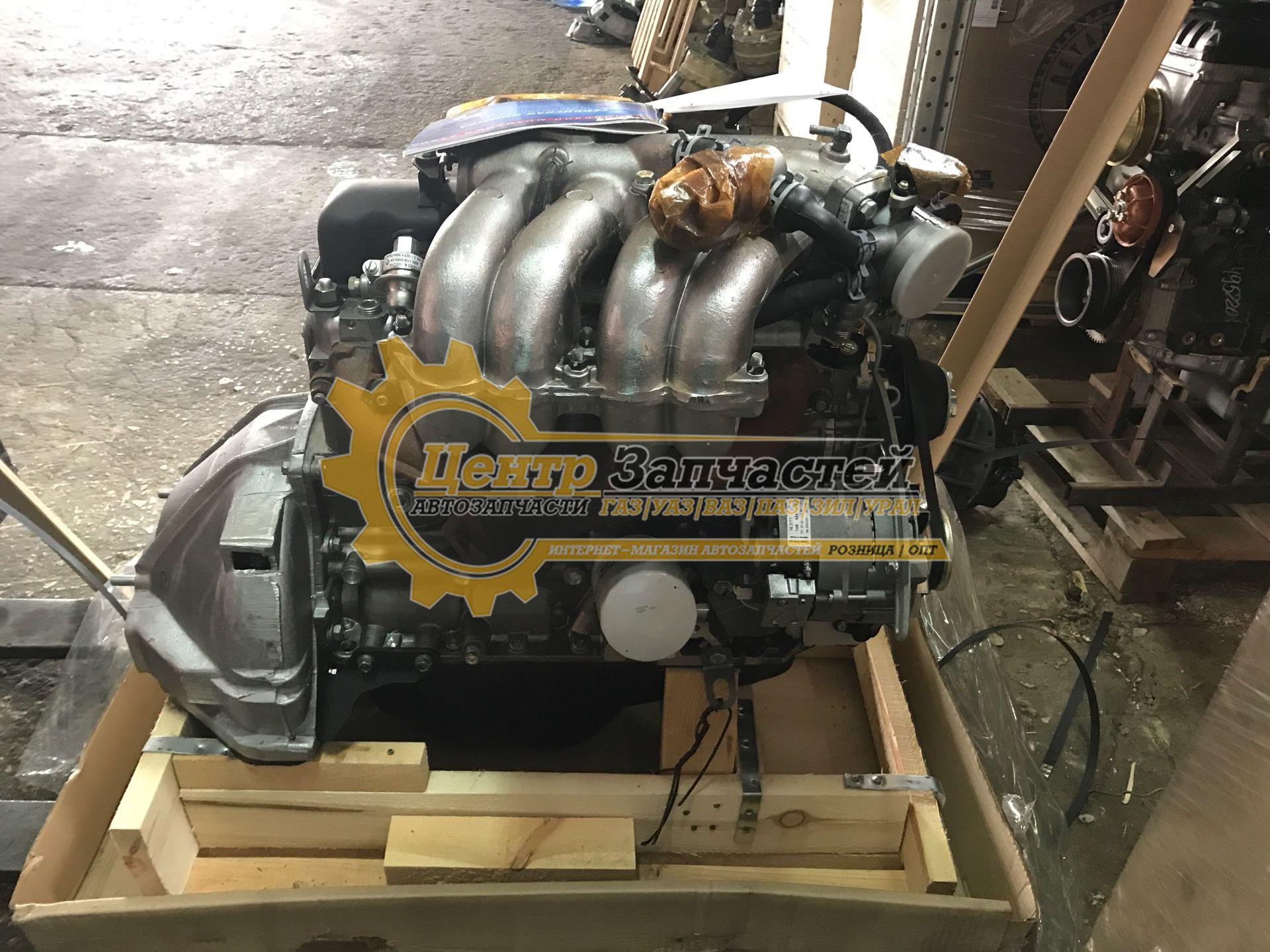 Двигатель УМЗ-417, 4175,4178 УАЗ 469,452 Евро-0. Мощность 92 л.с. Артикул 4178.1000402-32.