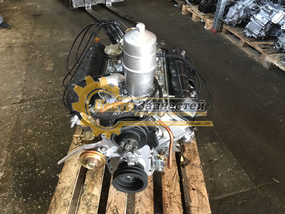 Двигатель ЗМЗ-511/513 ГАЗ-53,Газон 3307, ГАЗ-66 Шишига. Артикул 513000100040020 ( Первый ремонт гарантия 6 мес.)