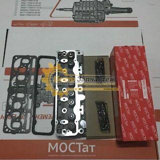 Головка блока цилиндров УМЗ 4216 производства МОСТАТ 4216.1003010-30