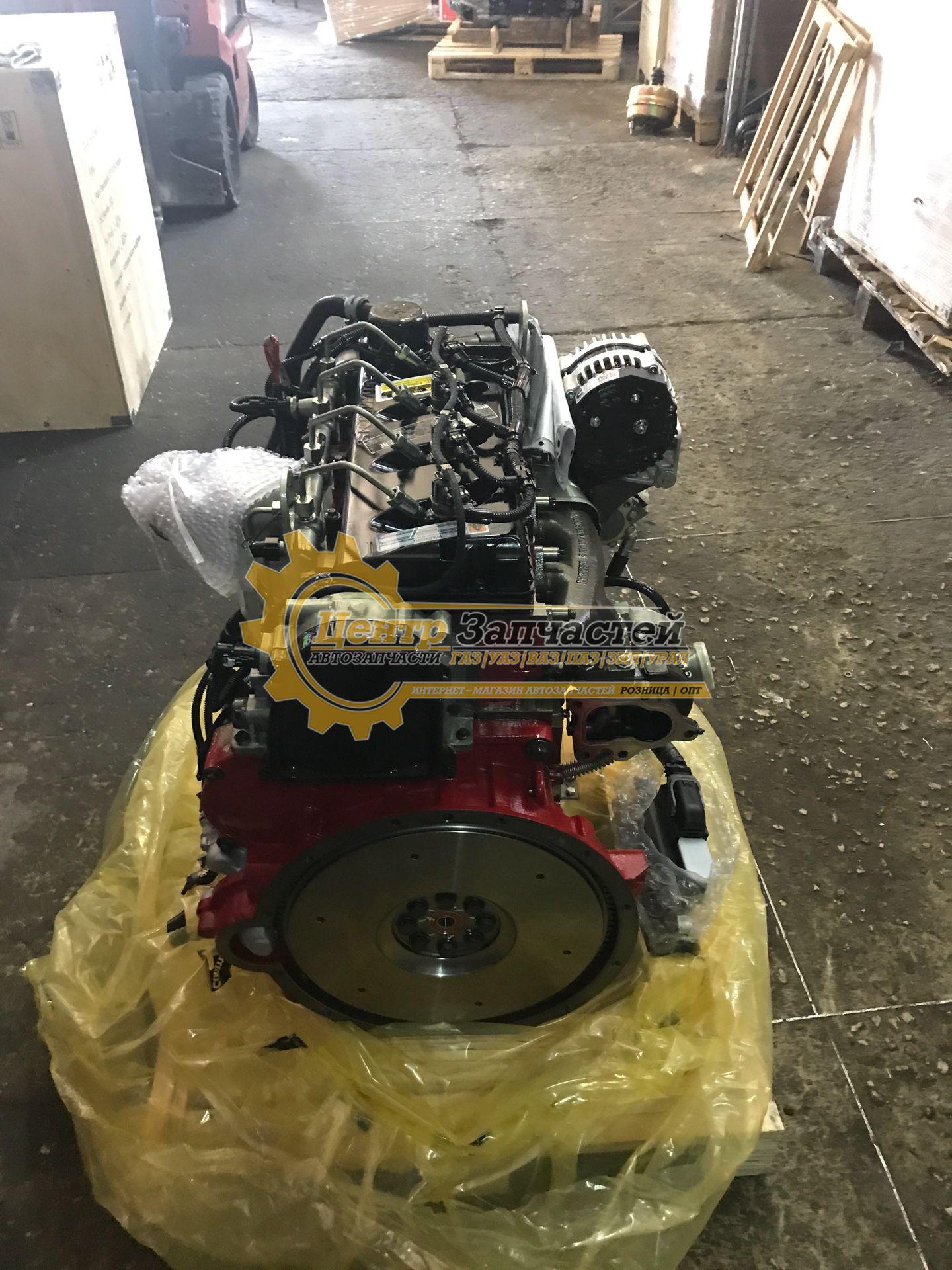 Двигатель Cummins ISF2.8 евро 3, евро 4 на газель Бизнес .Артикул ISF2.8S4129P-014