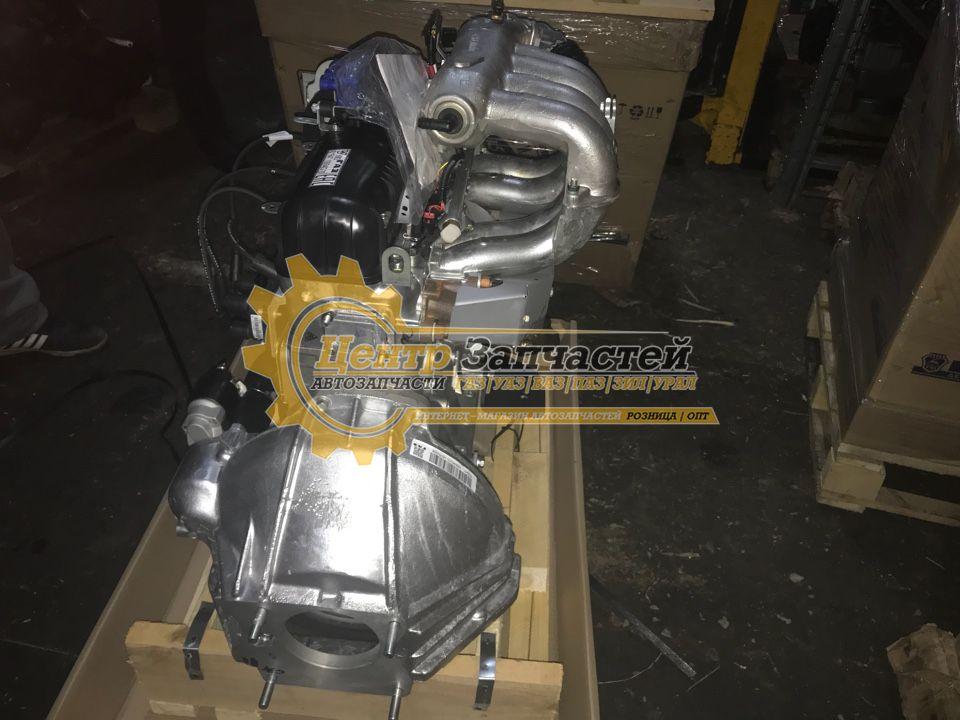 Двигатель УМЗ-421647с газобаллонным оборудованием под ГБО для легковых коммерческих автомобилей «ГАЗель Бизнес» и «Соболь Бизнес» Мощность 99,8 л.с. Артикул 421647.1000402-70.