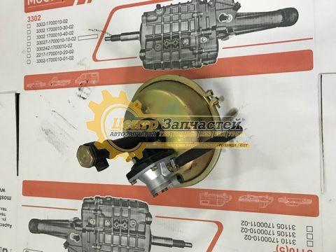 Усилитель вакуумный ГАЗ-53,3307,3309 в сборе с клапаном 5312-3550010
