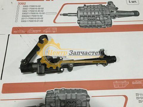 Тяга рулевая продольная ГАЗ 3309 №3309-3414010