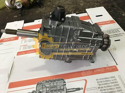 КПП ГАЗ 3307 5-ст. 3307-1700010-20