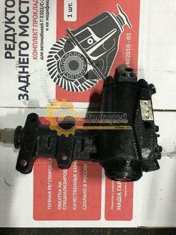 Рулевой механизм ГАЗ-31105,ГАЗ-3110 со встр.гур (шнкф 453461.103).