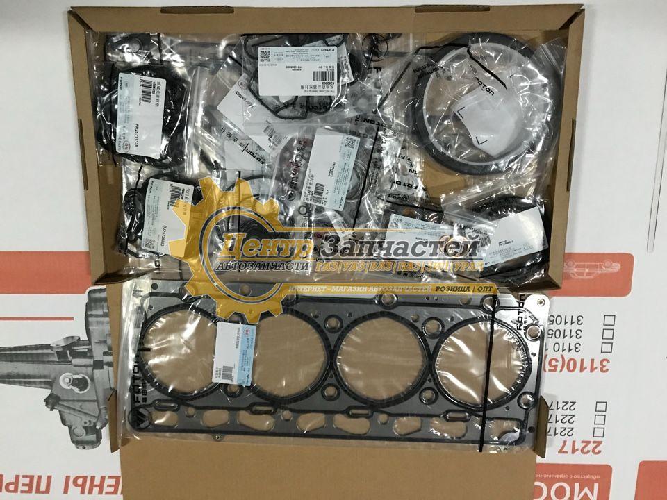 Прокладки на двигатель Cummins ISF 2.8   для а/м «ГАЗель Бизнес и Газель Next, Соболь».