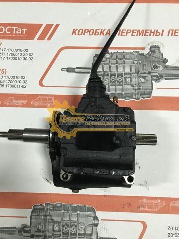 Коробка передач УАЗ 469 УАЗ-3151(старого образца)толстый вал 35мм. Артикул 469-1700010-95.
