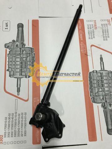Рулевой редуктор УАЗ-452, 3741. Артикул 0452-00-3400013-01.