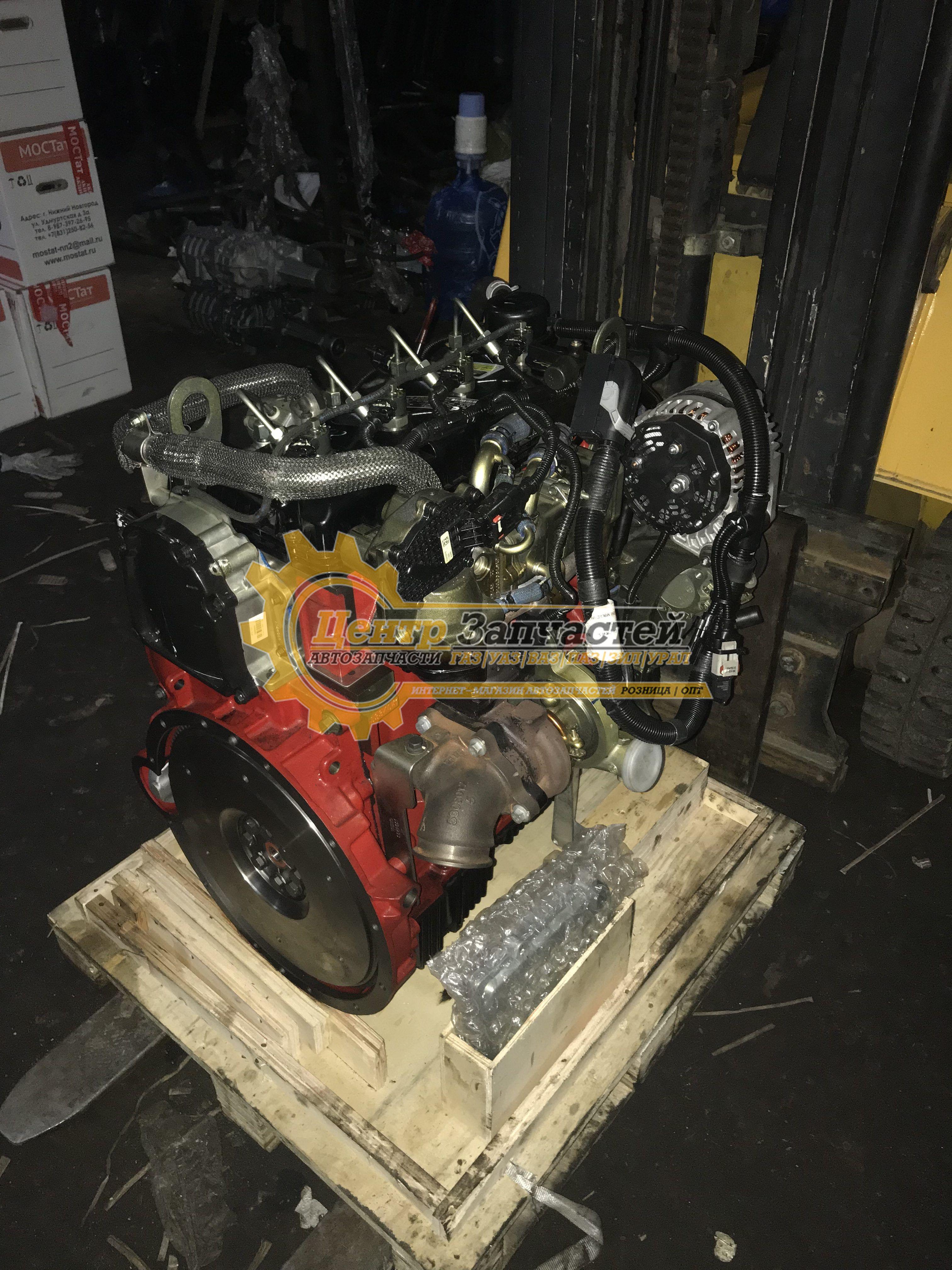 Двигатель Cummins ISF 2.8 Газель Бизнес.( Ремонтный 50т.км. гарантия 6 мес.)