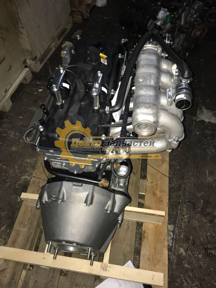 Двигатель ЗМЗ 405 инжекторный евро-2. Артикул 40522.1000400-10.