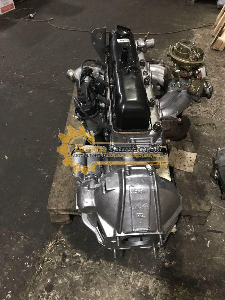 Двигатель ЗМЗ-4021.10 Волга,Газель(первый ремонт гарантия 6 мес.) Артикул 4021.1000400-70.