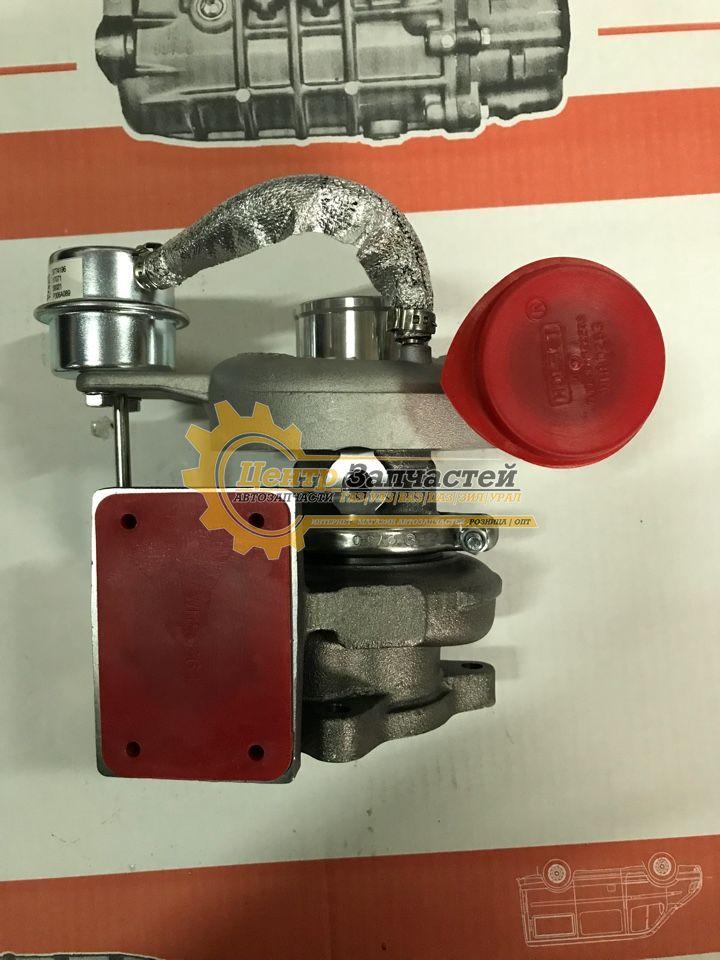 Турбина (турбокомпрессор) Holset HE211W для двигателя Cummins ISF 3.8 Артикул 3777896 3777897.