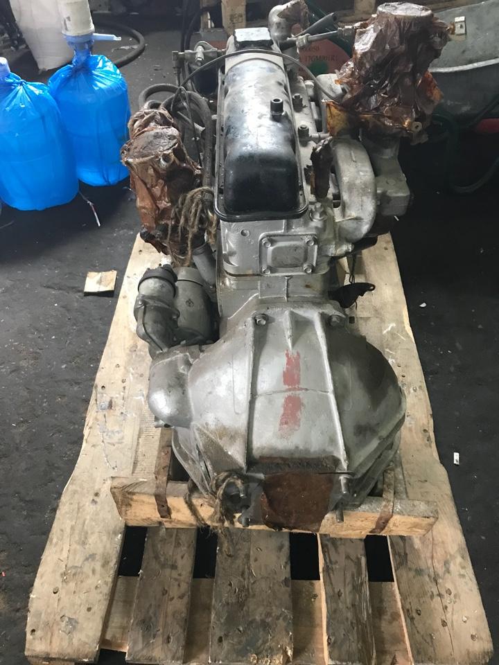 Двигатель УМЗ 451 (хранение) аналог (УМЗ-417) УАЗ Буханка.