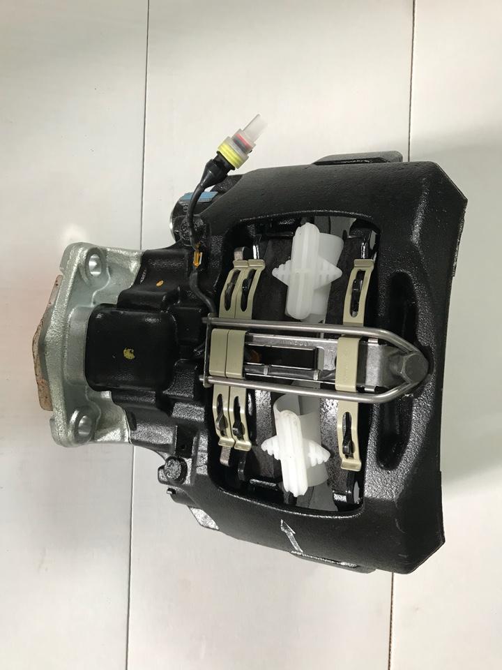 Тормоз ГАЗон Next правый , левый  (суппорт) WABCO  правый C41R11.3501136 левый C41R11.3501137.