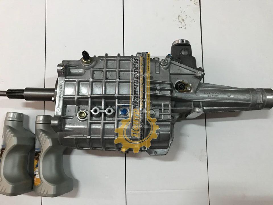 Кпп Газель бизнес «Усиленная»  двигатель Cummins ISF 2.8 3302-1700010-40 .