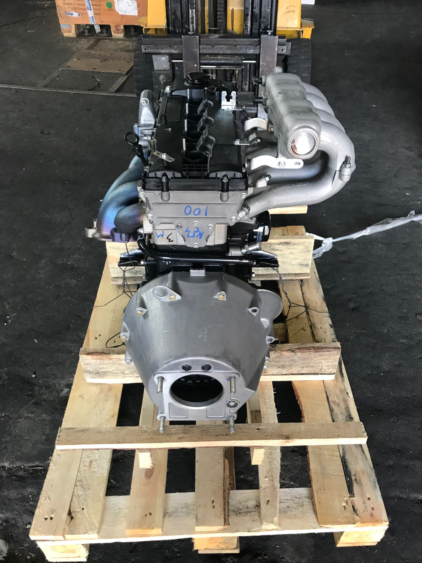 Двигатель 40524.3906170-10 без оборуд. дв. ЗМЗ 40524, ЕВРО-3, АИ-92, с ГУР.
