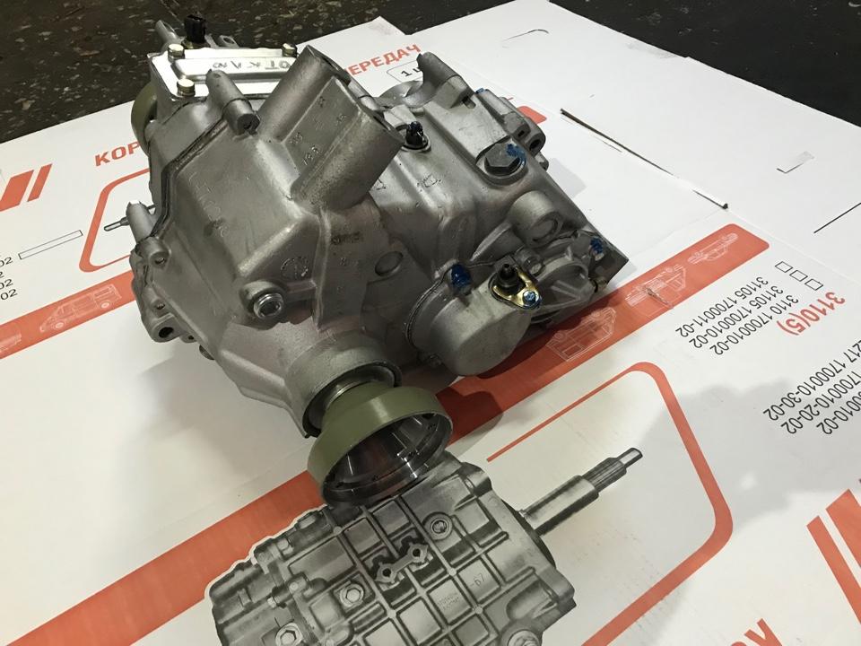 Коробка раздаточная ГАЗ 33027 газель 4х4 под шрусовой кардан с отключаемым приводом .