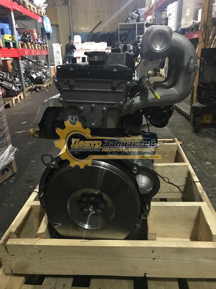 Двигатель ЗМЗ-409 ПРО  евро-5 артикул 40905100040-95 409052.1000400-00 под ГБО