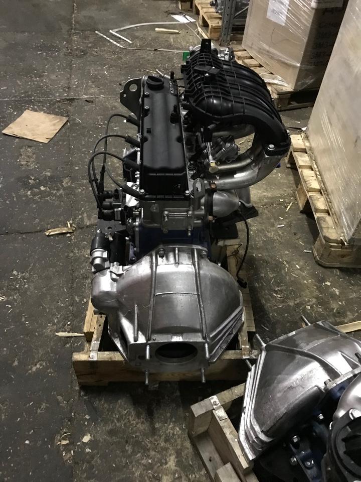 Двигателем EvoTech 3.0 A305 применён чугунный блок цилиндров вместо алюминиевого