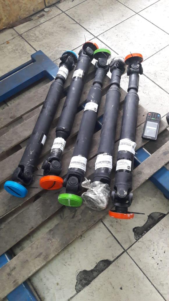 Вал карданный ГАЗ 22177,23107,33027 промежуточный под (ШРУС)L=910мм.Артикул 5022380.