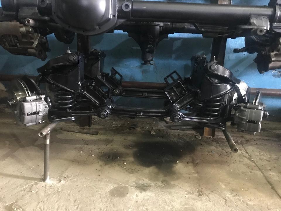 Передняя подвеска волга 3110,31105 Газ-31105, 31105-2901012-10