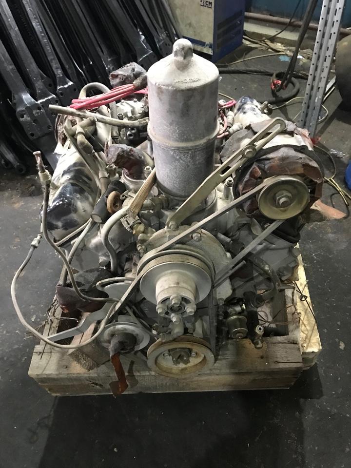 Двигатель ЗМЗ-511 ГАЗ-3307, ГАЗ- 53 ЕВРО-0 125 л.с.,АИ-76 (ЗМЗ) №511000100040204. 511.1000400-20