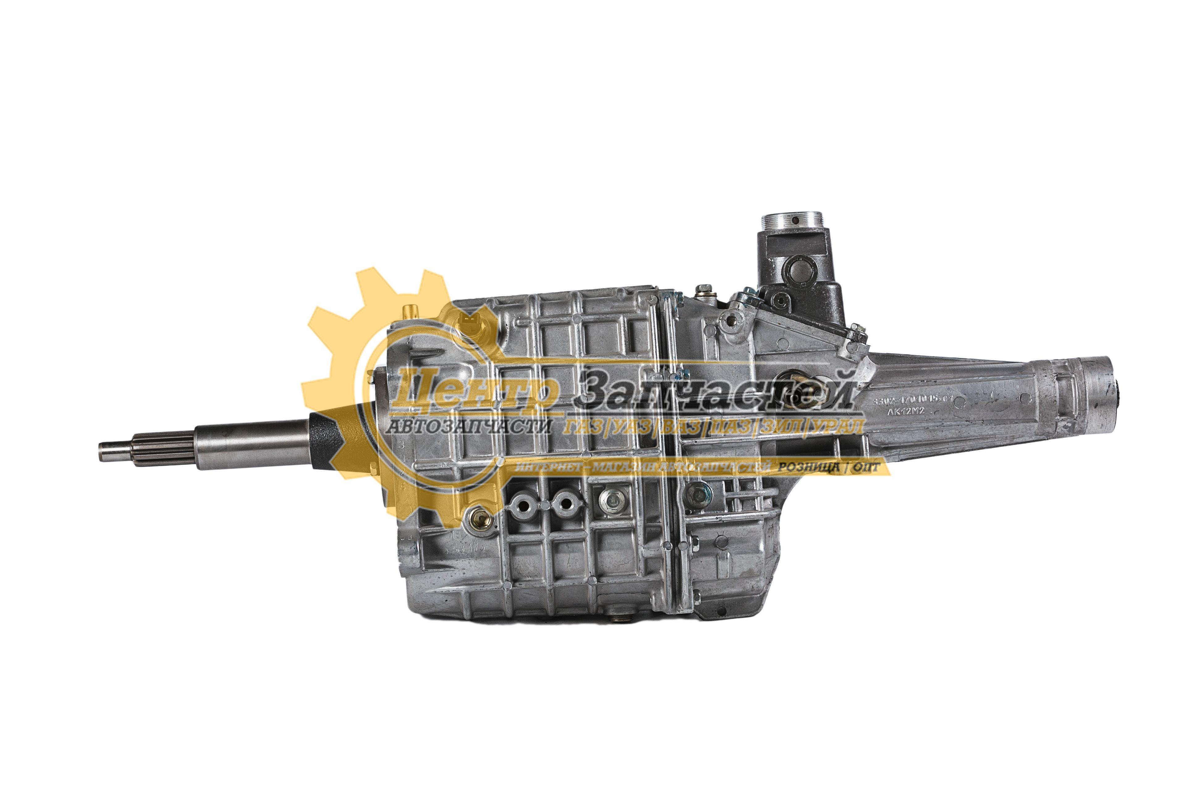 КПП ГАЗ-2217 Коробка передач соболь двигатель Cummins