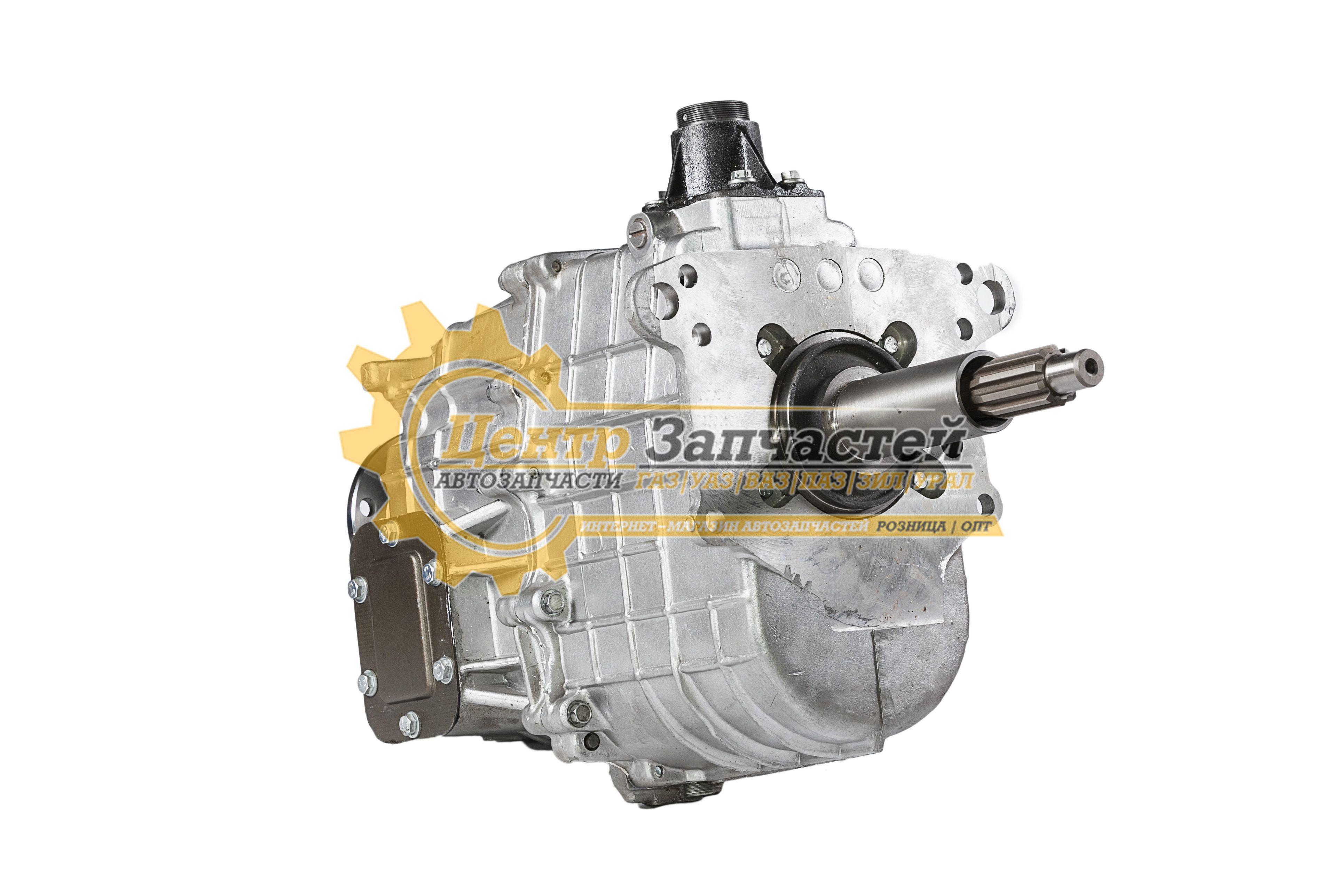 Коробка передач ГАЗ-3309 ДВ.ММЗ-Д245 Дизель. Артикул 3309-1700010