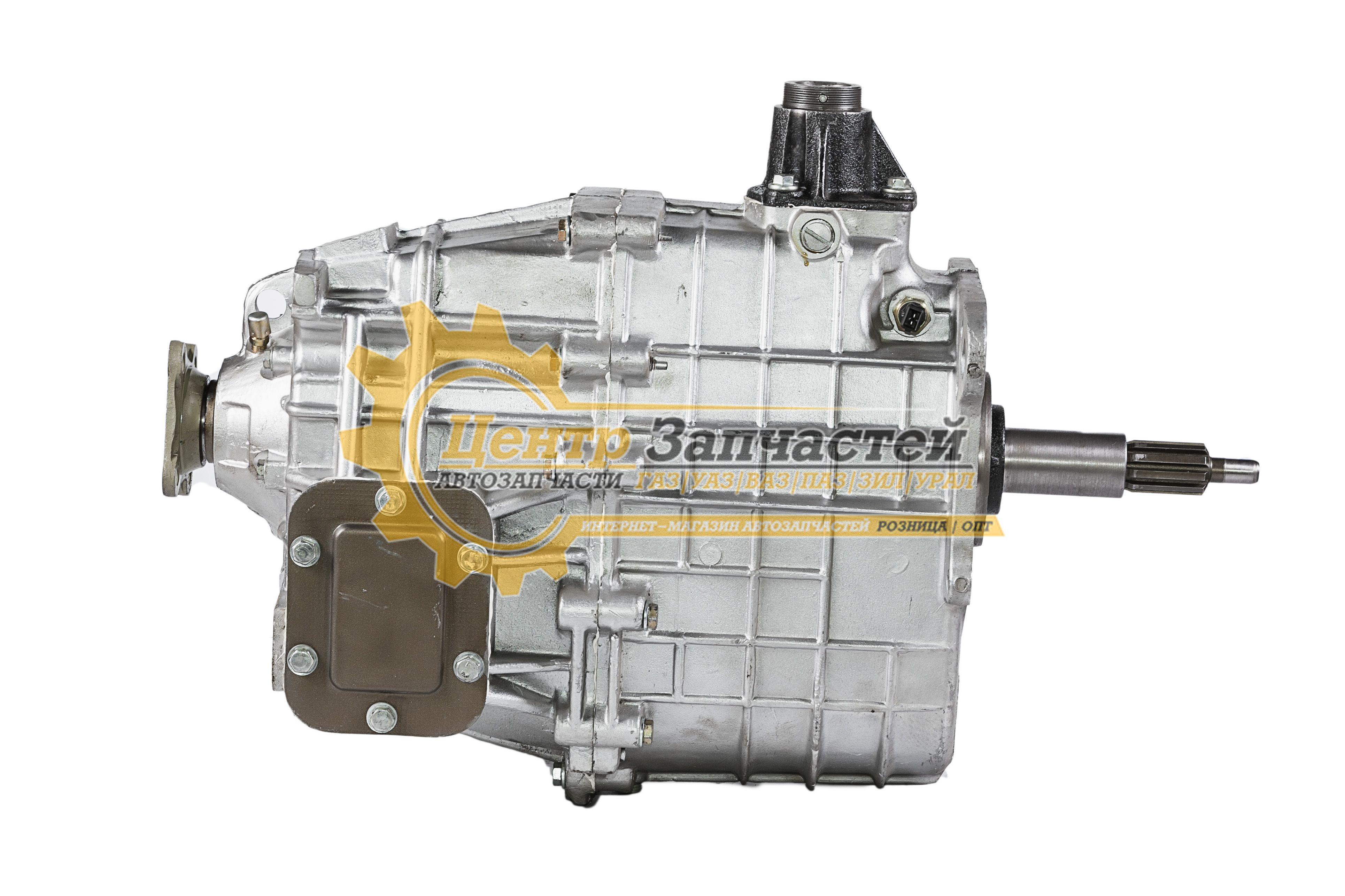 Коробка передач Валдай с ДВ. Д-245 ГАЗ-33104 КПП Валдай . Артикул 33104-1700010.
