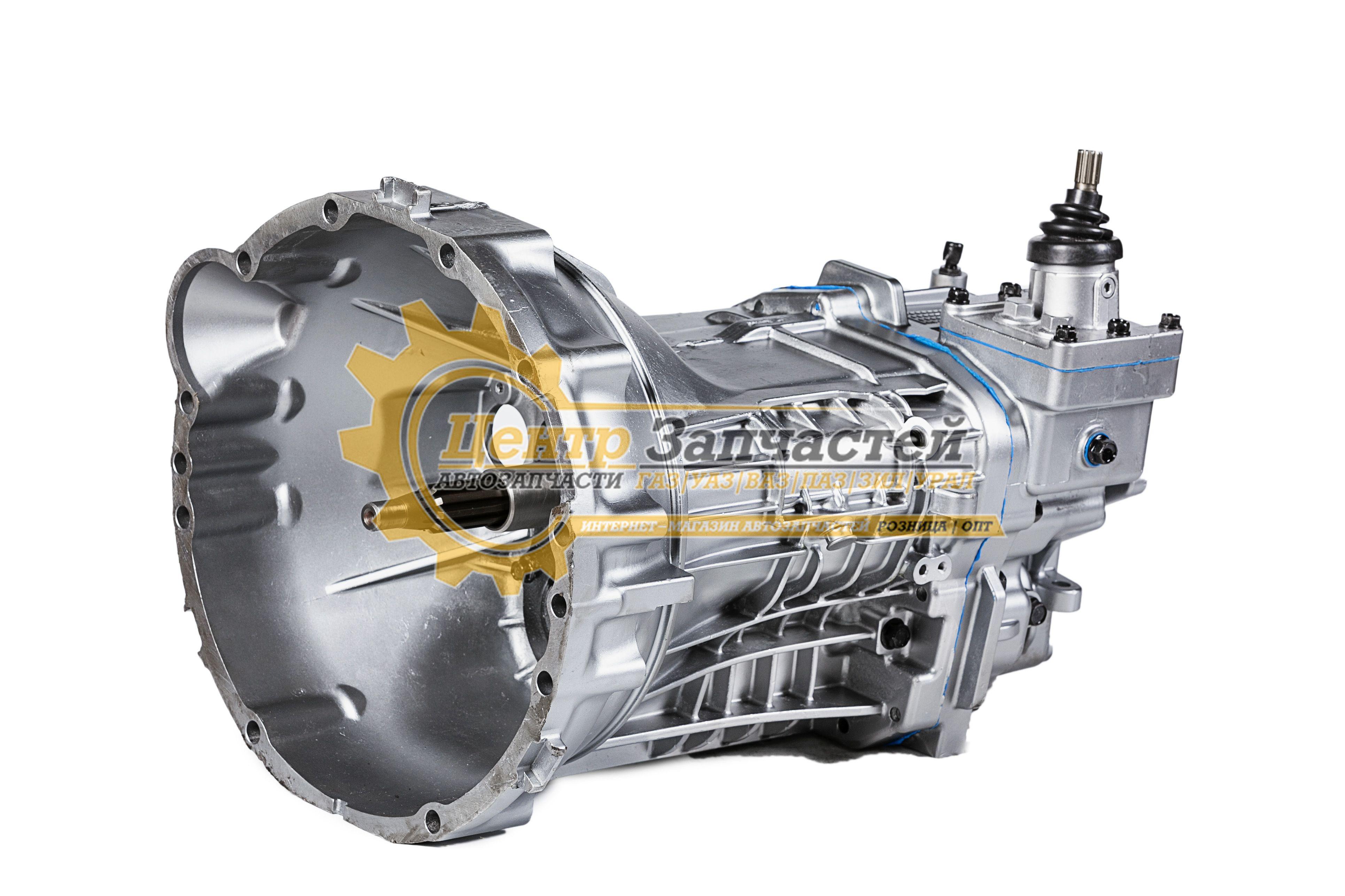 Коробка передач УАЗ (DYMOS) патриот двигатель ЗМЗ-409.  Артикул 3163-1700010. 43000т20150