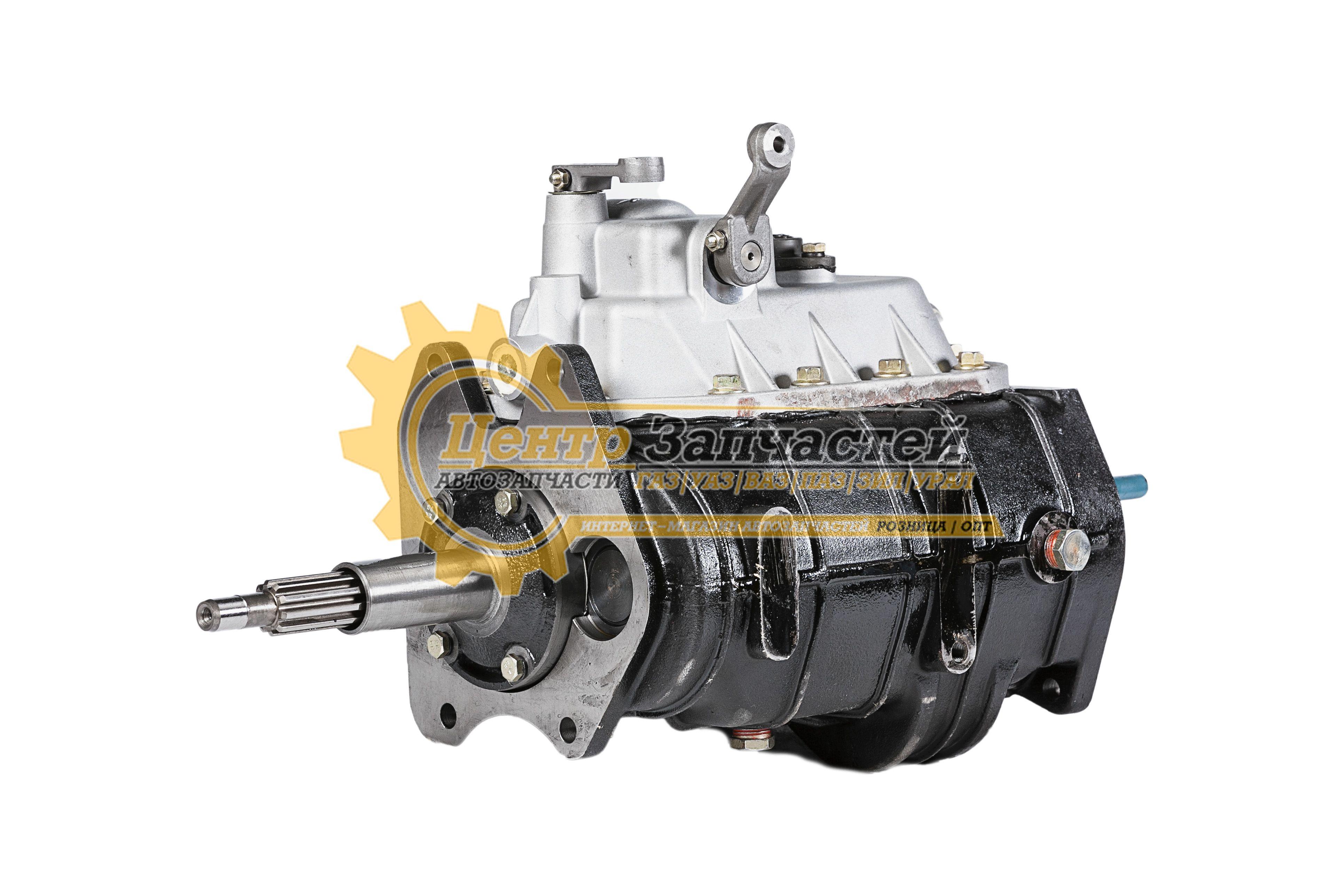 КПП УАЗ 452, 5-ст. АДС 3182-1700010. Артикул 420.3182-1700010.