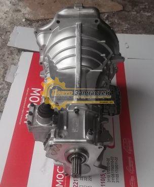 Коробка передач Даймонс патриот двигатель Ивеко дизиль.  Артикул 31631-1700005.