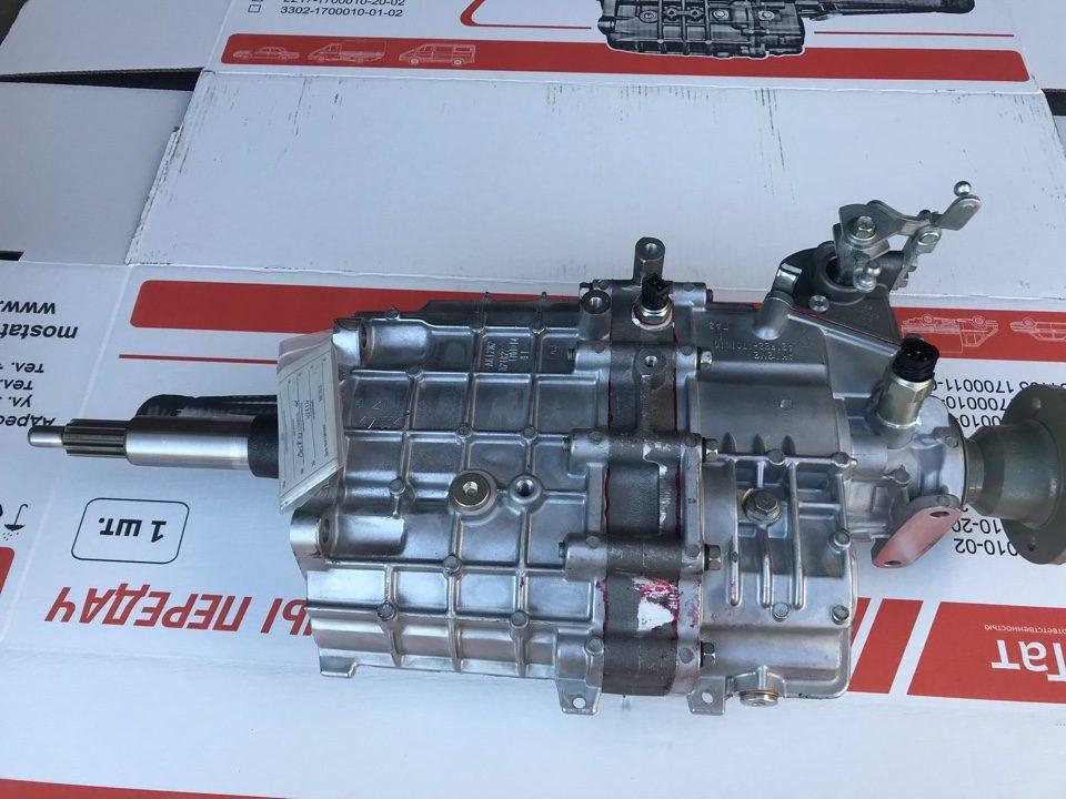 Коробка передач ГАЗель Nex 4.6 т. дв. Cummins ISF 2.8S 330 Нм ЕВРО-5  ГАЗ № С45R92-1700010-01