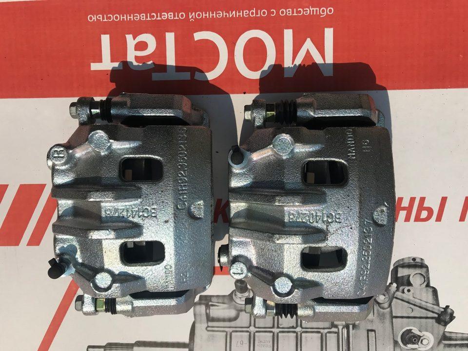 Суппорт ГАЗель NEXT 4,6 т задний правый/левый C41R92.3502136/С41R92.3502137