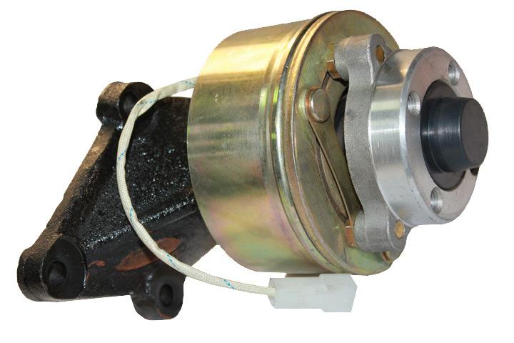 Муфта электромагнитная УМЗ-4216 ПОЛИКЛИНОВОЙ РЕМЕНЬ (АРЗАМАС) ЕВРО 4 Артикул 4216.1317010-70/71.